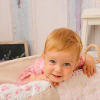 Малышка :: Олеся Богатская