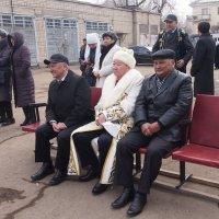 На празднике НАУРЫЗ    Кахзахстан :: Николай Сапегин