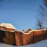 снежная  ткань :: Натали Акшинцева