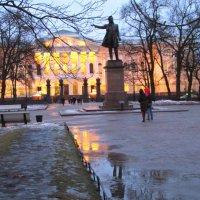 площадь искусств :: georg