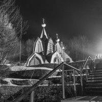 Церковь в горах :: Сергей Форос