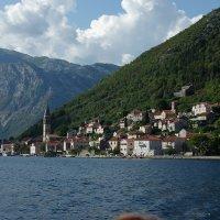 Черногория. Бока-Которский залив. :: Андрей Криштопенко