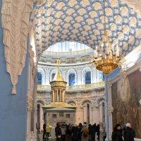 Гробница в монастыре Ново-иерусалима :: Юрий Мясников