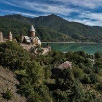 Средневековая крепость Ананури :: Shapiro Svetlana
