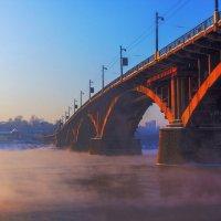 Ангара. Мост. :: Анатолий Иргл