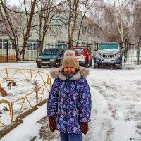 А на улице метелица метёт ... :: Анатолий. Chesnavik.
