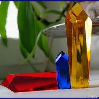 Разноцветные кристаллы :: Андрей Заломленков