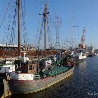 Binnenhafen. Hamburg :: Nina Yudicheva