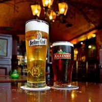 "В берлинском ""Kilkenny Irish Pub"" :: Денис Кораблёв"