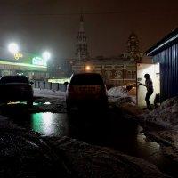 Торговая слякоть :: Валерий Чепкасов