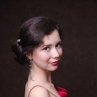 Лиля :: Евгения Куликова