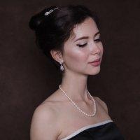 Лиля в образе Одри :: Евгения Куликова