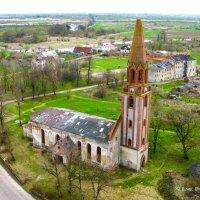 Кирха 1706 года. пос. Ясное  - Калининградская область :: Денис Штейн