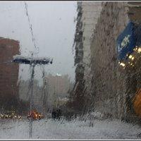 А за окном снег :: Михаил Розенберг