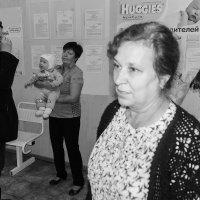 Старшие и младшие. :: Валерий Молоток
