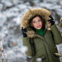 Зимний портрет :: Мисак Каладжян