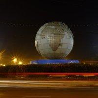 Глобус :: Алексей Афанасьев