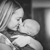 Самое большое счастье быть мамой :: Серафима Марченко