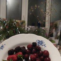 Предназначение поэта - дарить зимой подарки лета! :: Алекс Аро Аро