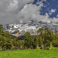 хребет Абишира-Ахуба :: Аnatoly Gaponenko