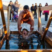 Крещение. :: Сергей Прилуцкий