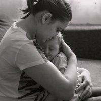 Материнская любовь :: Юля Колосова