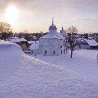 Никольский собор. :: Ирина Нафаня