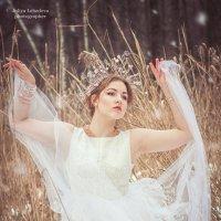 Леди зима :: Юлия Лебедева