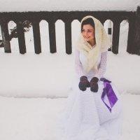 "серия ""мадемуазель - зима"" :: Yana Odintsova"