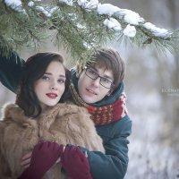 ...Зимняя свадьба :: Elena Tatarko (фотограф)