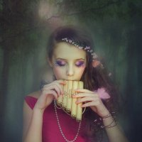 свирель :: Anastasia Anikeeva