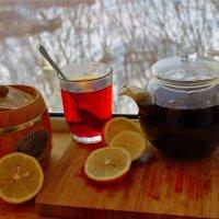 Зимний чай с лимоном :: Сергей Чиняев