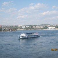 Провожая корабли... :: Tatyana Kuchina