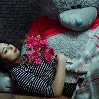 Girl&Teddy :: Hayk Nazaretyan