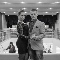 Портрет молодой пары :: Алексей Михайленко