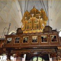 Орган в церкви Святой Гертруды :: Вера