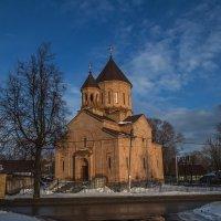 Армянская церковь во Владимире :: Сергей Цветков