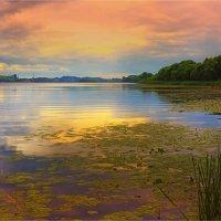Вспоминая тёплые закаты... :: Laborant Григоров