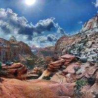 вид каньона Overlook :: viton