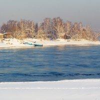 Река и берега :: Анатолий Иргл
