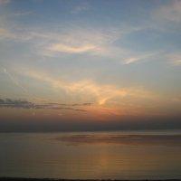 Финский залив на закате... :: Дмитрий