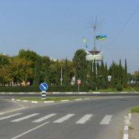 Автодорожное  кольцо   в  Калуше :: Андрей  Васильевич Коляскин
