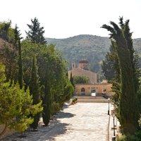 Монастырь Неофита-Затворника. Тала. Кипр :: Алексей Антонов