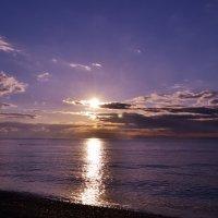 восход на море :: Юлия