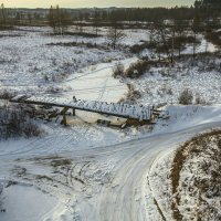 мостик 1 :: Сергей Сол