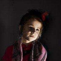 Маленькая леди. :: Алексей Ревук