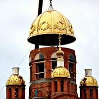 Золотые купола. :: Михаил Столяров