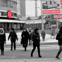 февраль :: Dmitry i Mary S