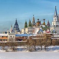 Вид на Измайловский Кремль. Фото 2. :: Вячеслав Касаткин