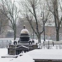 Исаакий в Мини-городе :: Valerii Ivanov